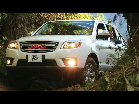 Nueva JAC T6 (Pick Up) 2018 en Colombia - Lanzamiento y Presentación Oficial