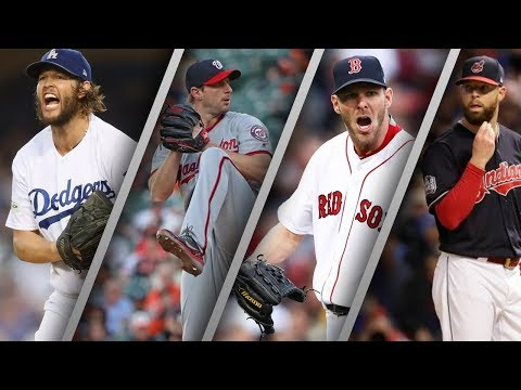 Top 10 Starting Pitchers in the MLB