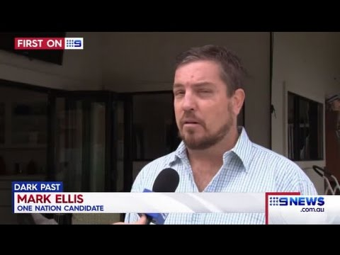 PHON candidate Mark Ellis part of Pinkenba 6 police group who dumped children in bush
