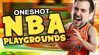 DUNK LORD   NBA Playgrounds