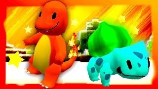 "Roblox Pokemon - ""LET'S GO!"" - Project Pokemon (Roblox Pokemon Mod) Part 1"