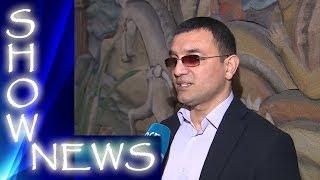 Mehman Əhmədlinin təmtəraqlı ad günü - Show news