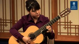 Juilliard @ The Korea Society: Classical Guitar with Bokyung Byun