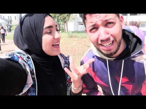 Vlog 10: حضرت لأولمبيات مدرسة الحسنية للأشغال العمومية ؛ و الصدمة !! 😱
