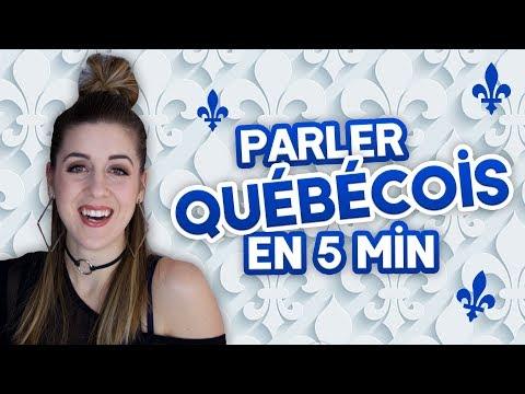 PARLER QUÉBÉCOIS EN 5 MINUTES | DENYZEE