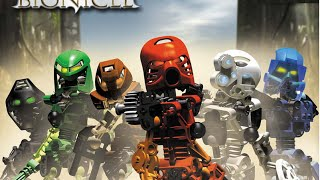 Bionicle 2001-2010 Complete Narrated History