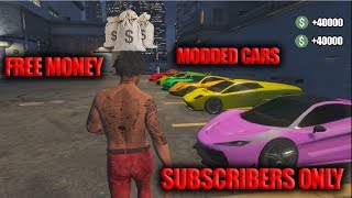 FREE GTA 5 CASH DROPS, RANK UPS, MODDED CARS & RECOVERYS (XBOX 360) & XBOX ONE PS4 ACCOUNT GIVEAWAYS