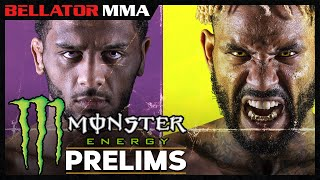 Bellator 253: Caldwell vs. McKee | Monster Energy Prelims