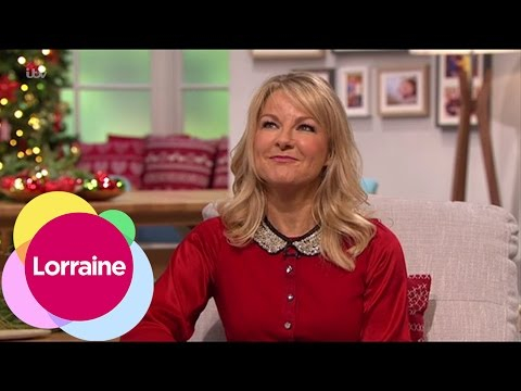 Miranda Actress Sarah Hadland On The Christmas Special Episode | Lorraine