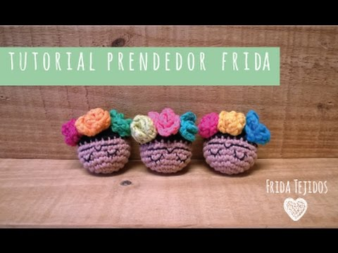 Amigurumis De Frida Kahlo : Daxa rabalea frida