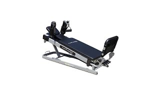 Pilates Power Gym 3Elevation Mini Reformer Exercise Syst...