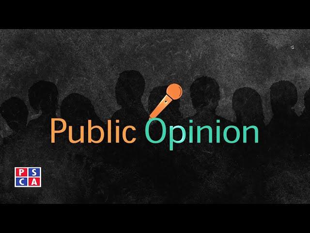 Public Opinion || Psca-Tv||E-Challan EP 1