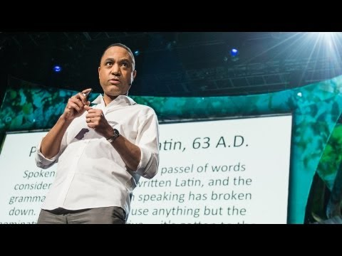 Txtng Is Killing Language. JK!!! - John McWhorter