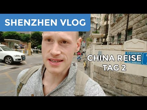 China Reise Tag 2 - Ankunft, VPN und Internet in China