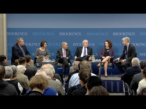 Event Panel 1: The Big Bets -- The Global Order, Iran, China, Energy Security and Free Trade
