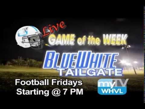 WHVL Football Friday Promo