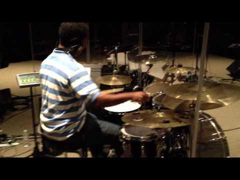Martha Munizzi - Glorious (Drum Cover) Andre Fearon