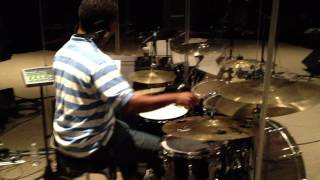 Glorious-Martha Munizzi (Drum Cover) Andre Fearon