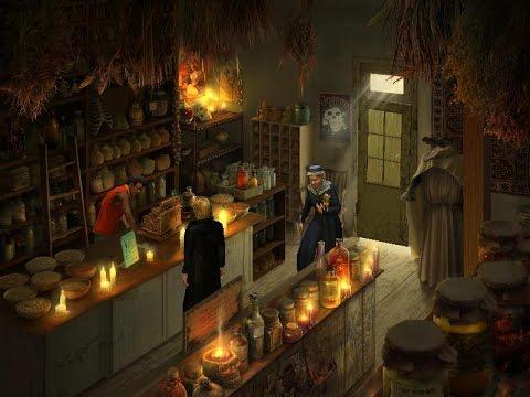 Gabriel Knight 1 (remake) (7/43): Day 2: Dixieland Drugstore