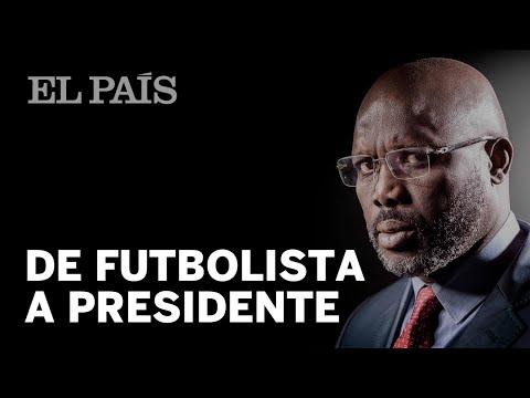 George Weah, de futbolista a presidente de Liberia | Internacional
