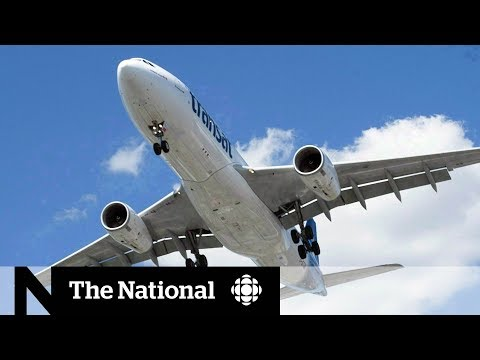 What's Going On In Canada's Air Industry?