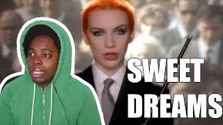 FIRST TIME HEARING Eurythmics, Annie Lennox, Dave Stewart - Sweet Dreams (Are Made Of This) REACTION