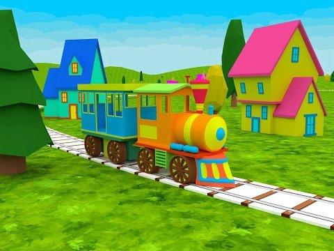 Learn ABC Alphabet Train Kids Fire Train - Education ...