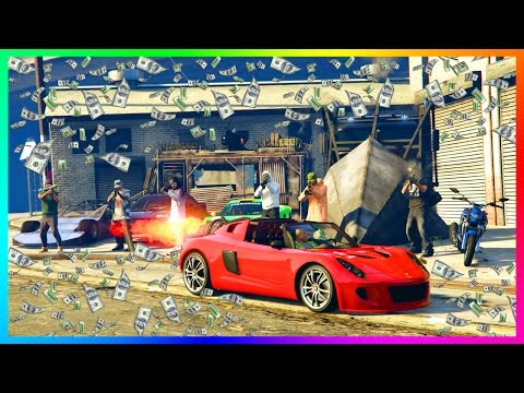 GTA ONLINE IMPORT/EXPORT DLC ULTIMATE $10,000,000 NEW GTA 5 MONEY MAKING SPREE EXPORTING RARE CARS!