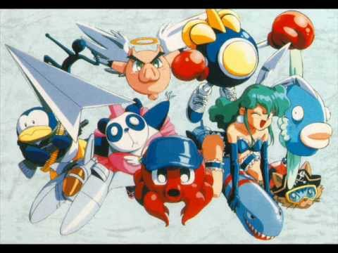 Gokujou Parodius OST - What Are You Watching When You Hop?