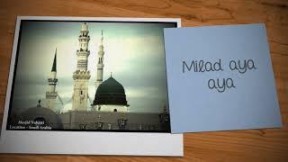🤗🤗Aqa ka Milad aaya💚💚whatsapp status🤗🤗// The ...