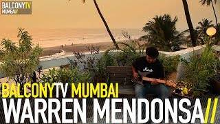 WARREN MENDONSA - RANDOM IMPROVISATION AT SUNSET (BalconyTV)