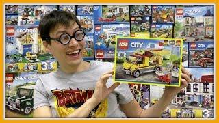 конструктор Lego Pizza Van 60150