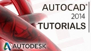 Autocad 2014 - 2d Graphic Design Tutorial [complete]