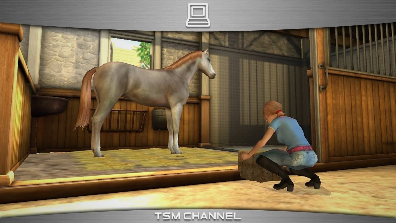 Mädchen Spiele Pferde