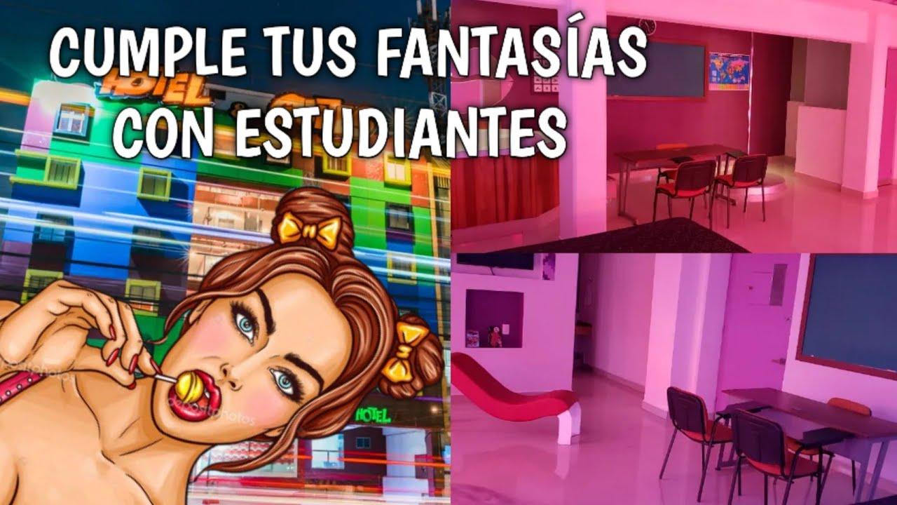 MOTEL CON SALONES DE CLASES 😱/ ESCÁNDALO EN LA CDMX / HOTEL UNAMOR