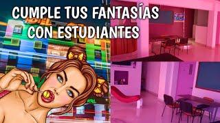 EL MOTEL FAVORITO DE MAESTROS Y ALUMNOS 🔥 / HOTEL UNAMOR