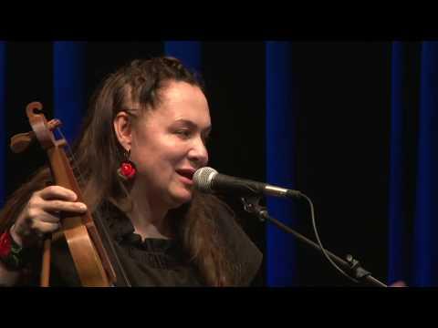 Maria Pomianowska and ReBorn - Millennium Stage (August 2, 2017)