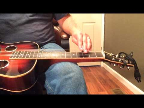 "Dobro Lesson- Solo From ""Man of Constant Sorrow"" as played by Jerry Douglas"