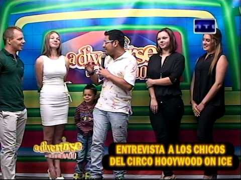 ENTREVISTA CIRCO HOLLYWOOD ON ICE