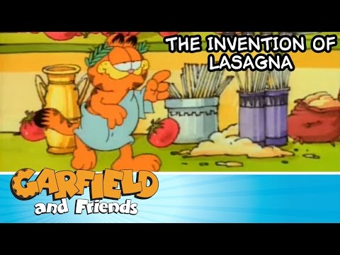 Garfield & Friends - The Invention of Lasagna
