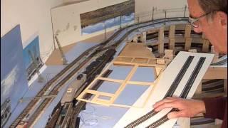Vlog21-rhineland2 Train Layout Upate: Planning An Industry - Auto Plant.