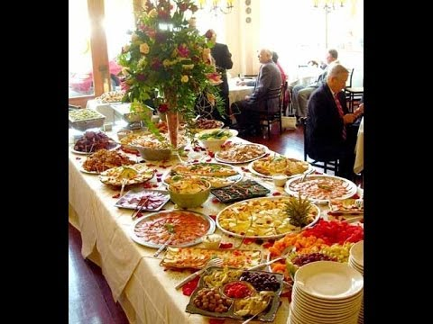 Quick birthday or get together party menu ideas youtube forumfinder Choice Image