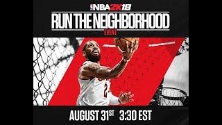 NBA 2K18 #RUNTHENEIGHBORHOOD thumbnail