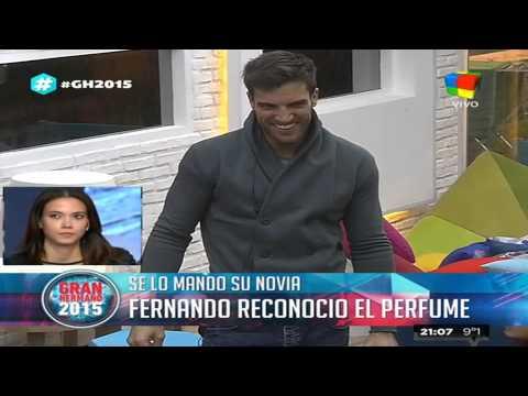 El Big le preparó una sorpresa especial a Fernando