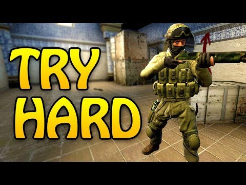 GONNA HAVE TO TRYHARD THIS GAME - CSGO ESEA RANK B-