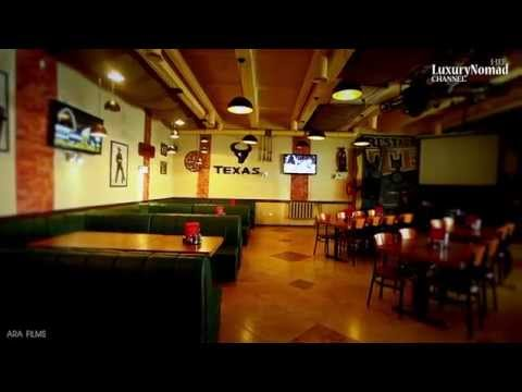 LUXURY MONGOLIA 100 Best Destinations, TEXAS Restaurant & Bar (Short)