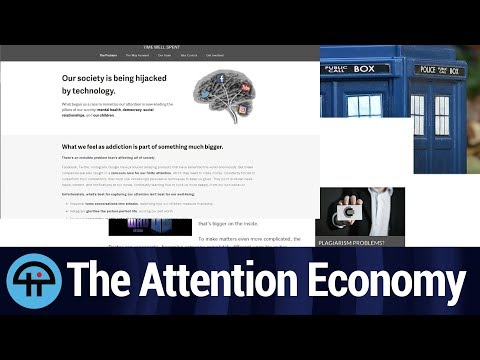 The Top 5 Ways The Attention Economy Controls our Minds