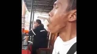 Epekto ng masarap at mainit na Lumpiang Togue