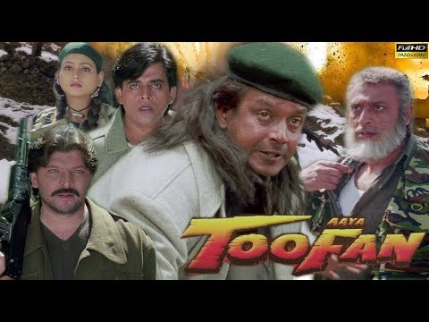 Aaya Toofan  Mithun Chakraborty, Aditya Pancholi & Ravi Kissen  Full HD Movie