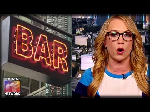 Seconds After Customers Discover She Works For FOX News Look What She Is FORCED To Do!